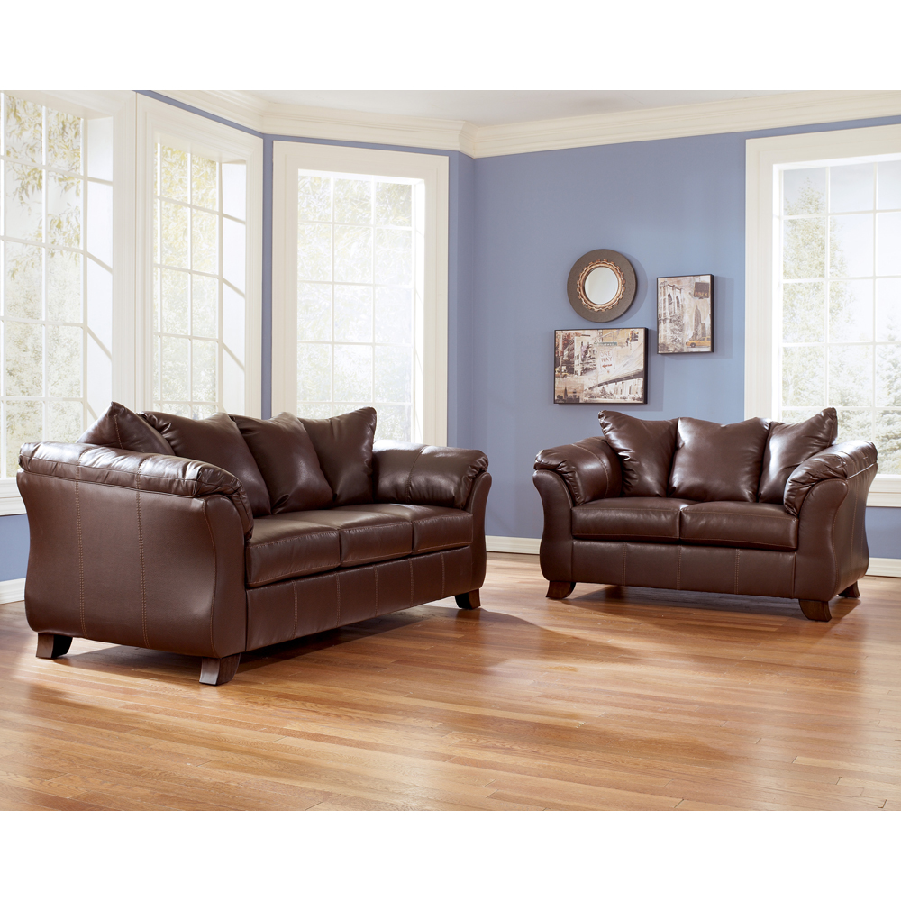 Best Price On Furniture: Leather-sofa-7