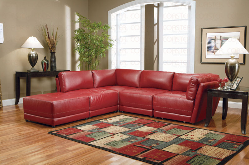 Contemporary Sectionals