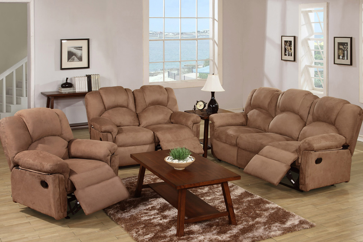 Awesome 3 Piece Living Room Furniture Set Pictures ...