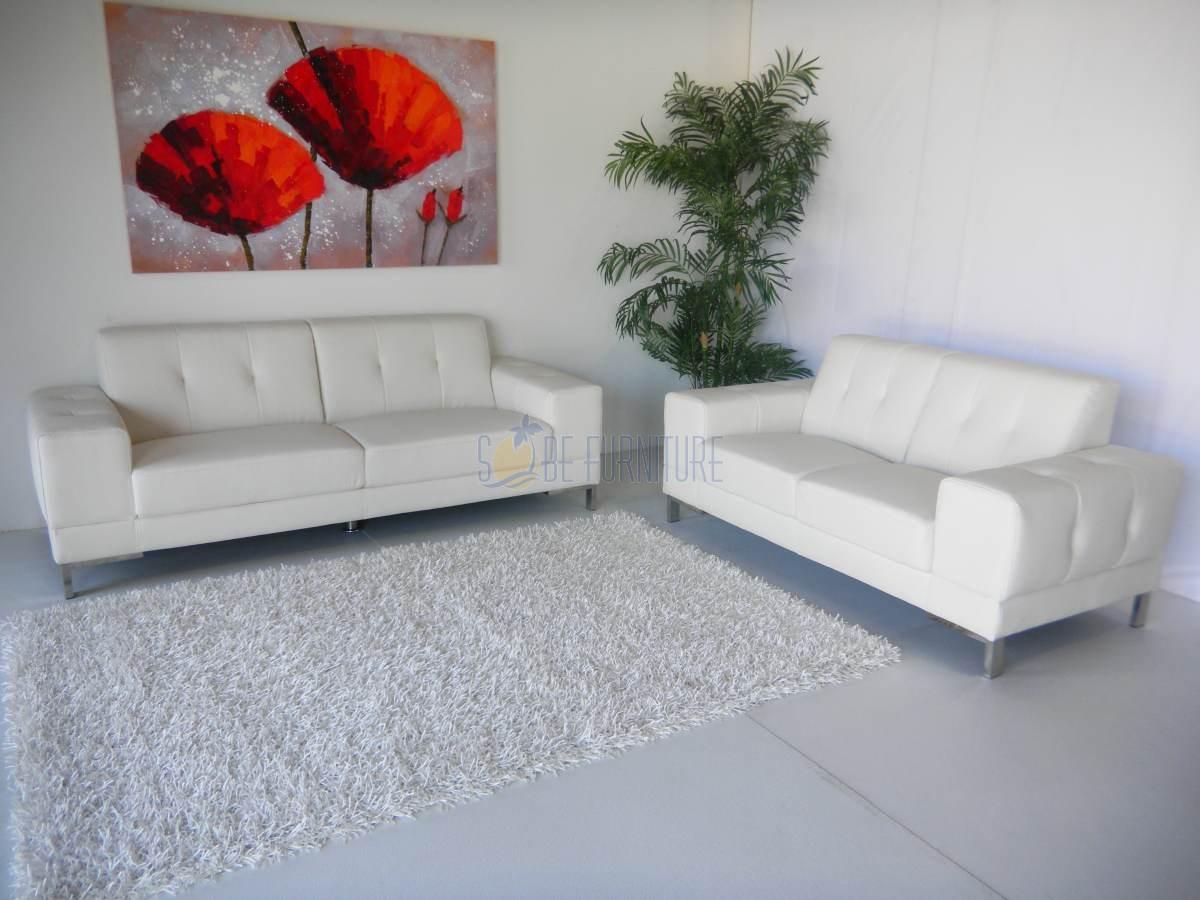 Contemporary Sofa Amp Loveseat
