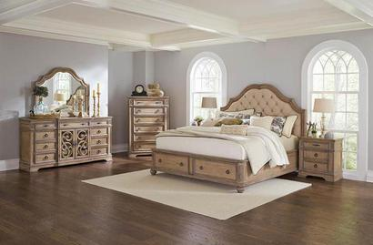 Solid Wood Bedroom