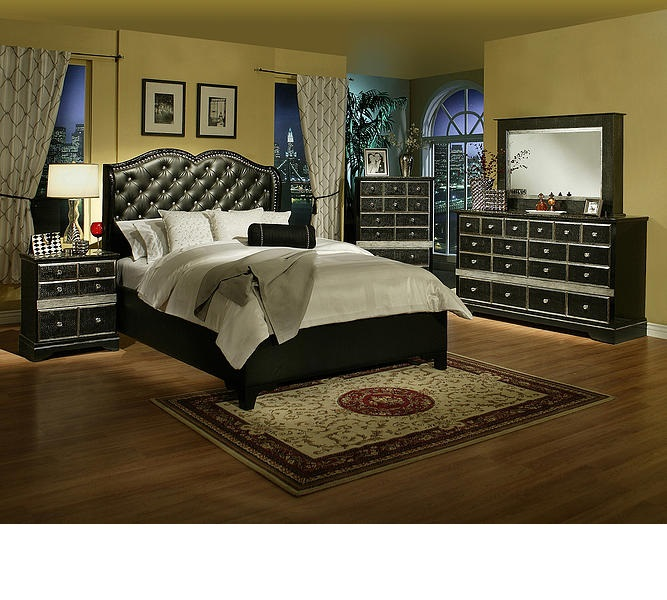 Best Price On Furniture: Wood Finish Bedroom